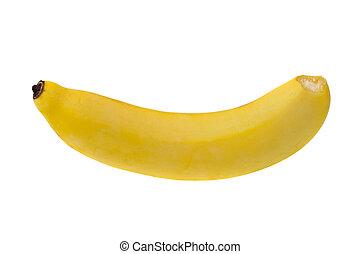 banane, une