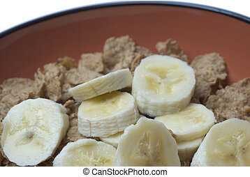 banany, zboże