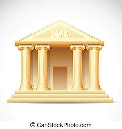 banca, costruzione