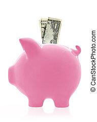 banca, piggy