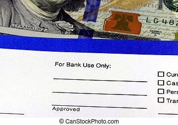 bancario, finanza, scivolare, contabilità