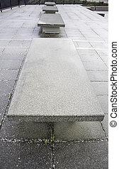 banco pedra