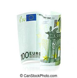 banconota, euro