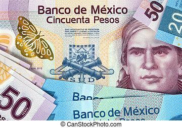 banconote, messico