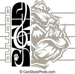 band, bulldogge