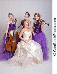 band for wedding