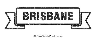 band, ribbon., meldingsbord, grunge, brisbane, black