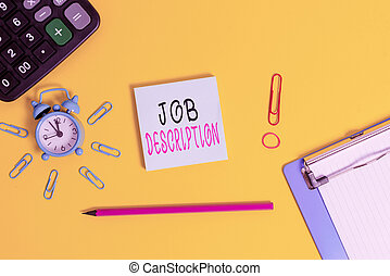 banda, írás, számológép, munka, szöveg, felelősség, munkavállaló, jelentés, fogalom, csipeszes írótábla, klipsz, hivatalos, színezett, ijedtség, description., háttér., notepad, beszámoló, kézírás, ceruza