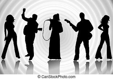 banda, musica
