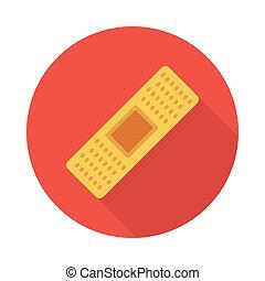 bandage flat icon
