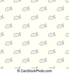 Bandana pattern vector seamless
