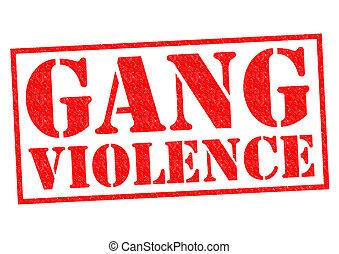 bande, gewalttätigkeit