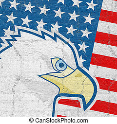 bandeira, américa