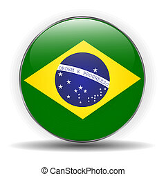 bandeira brasil, ícone