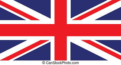 bandeira, britânico