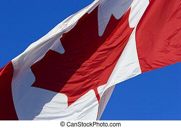 bandeira canadense