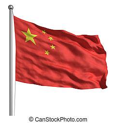 bandeira, china