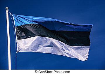 bandeira estónia