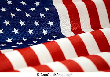 bandeira eua, foco