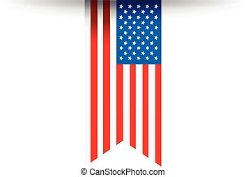 bandeira eua