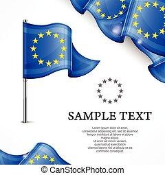 bandeira européia