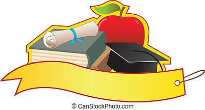 bandeira, graduação