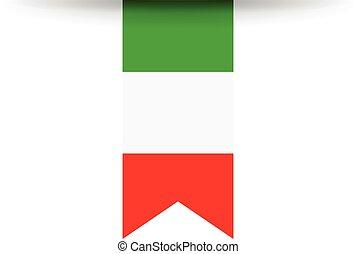 bandeira, italiano
