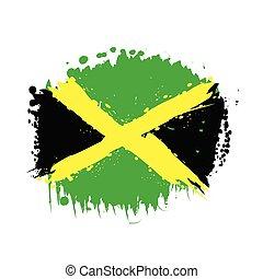 bandeira jamaica
