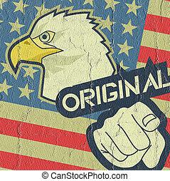 bandeira, original