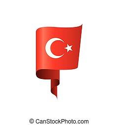 bandeira peru, vetorial, ilustração