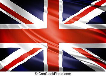 bandeira, reino unido
