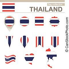bandeira tailândia, cobrança