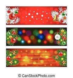 bandeiras, decorações natal