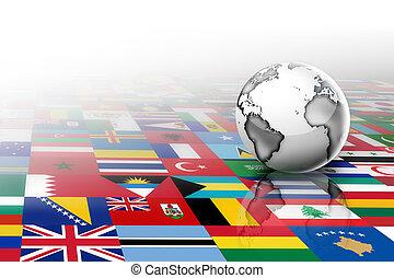 bandeiras mundo