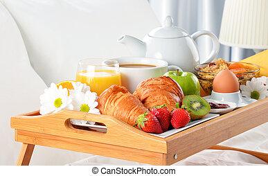 Desayuno hotel bandeja habitaci n cama room desayuno hotel bandeja cama - Bandeja desayuno cama ...