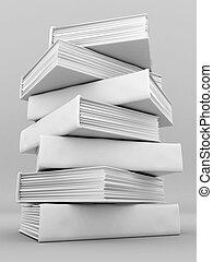 banden, boekjes , literatuur