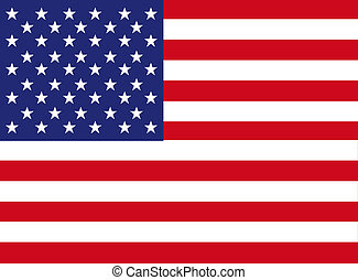 bandera, américa