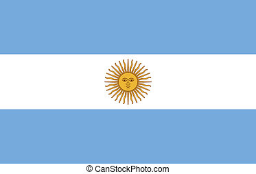 bandera, argentina