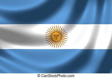 bandera, argentyna