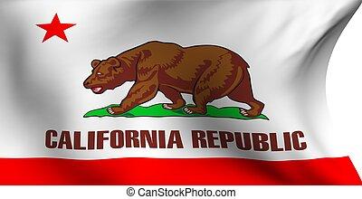 bandera, california, estados unidos de américa