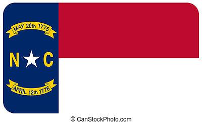 bandera, carolina del norte