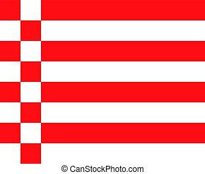 bandera, coloreado, bremen