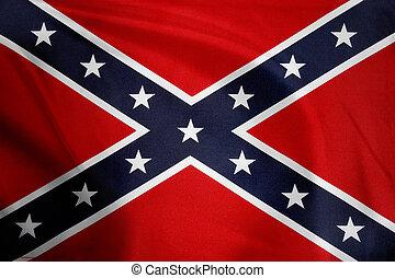 bandera, confederado