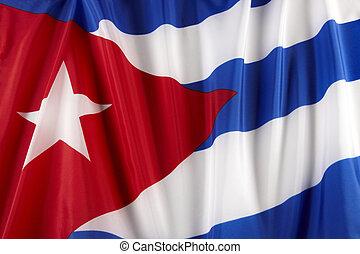 bandera cubano