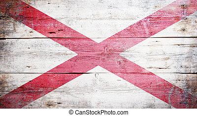 bandera, de, alabama