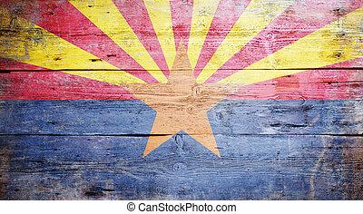 bandera, de, arizona