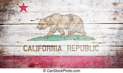 bandera, de, california