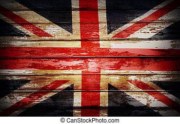 bandera de la unión, gato