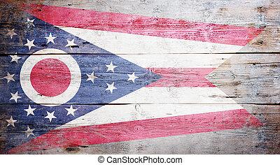 bandera, de, ohio