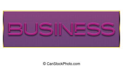 bandera, empresa / negocio